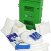 Aquamarine Wall Mountable Spill Kit Locker (77 litres)